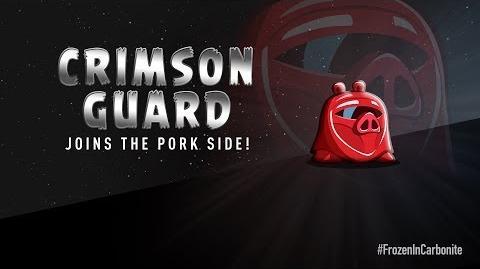 Angry Birds Star Wars II Crimson Guard