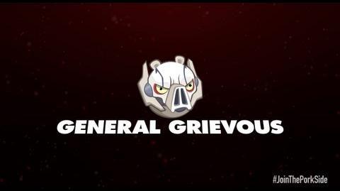 Angry Birds Star Wars II General Grievous