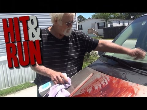 Angry Grandpa - The Hit & Run PRANK!