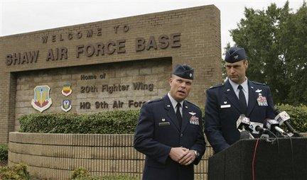 Shaw Air Force Base
