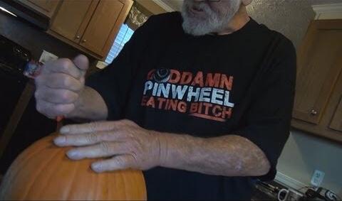Grandpa Vs The Pumpkin Series