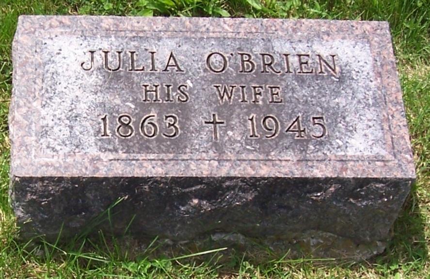 Julia O'Brien