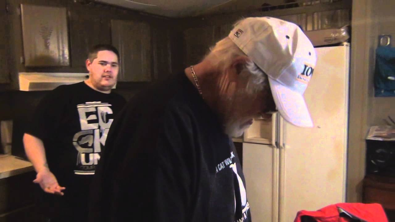 Angry Grandpa's Broken Kitchen Sink 2