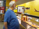 Angry Grandpa Gets Kicked Out of Cici's Pizza