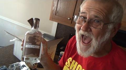 SHOOTER JENNINGS SENDS GRANDPA MOONSHINE