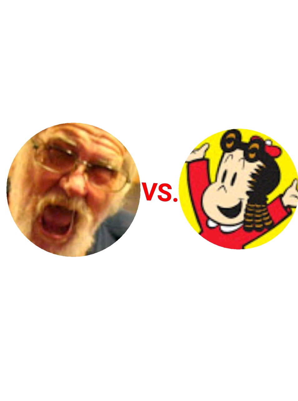 ANGRY GRANDPA HATES THE LITTLE LULU SHOW! (series)