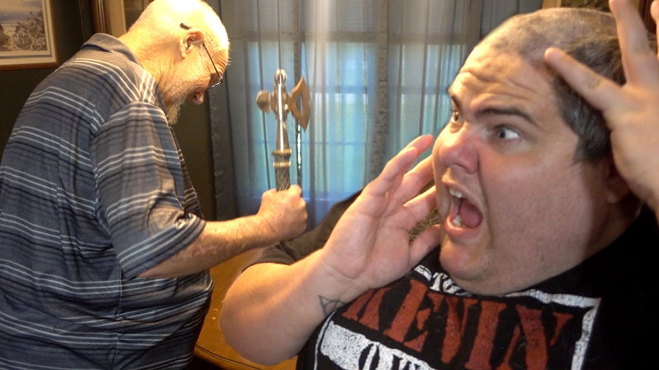 THE WORST HAIRCUT EVER!! (PRANK)