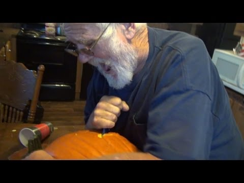 Angry Grandpa vs The Pumpkin - 2