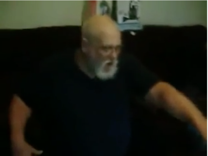 Angry Grandpa Ruins Another CHRISTMAS