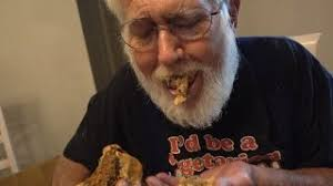 ANGRY GRANDPA VS CHEESEBURGER IN A CAN! (VOMIT ALERT)