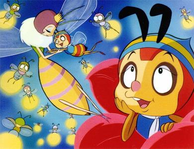 The Adventures of Hutch the Honeybee