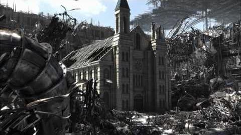English Advent Children Complete Trailer