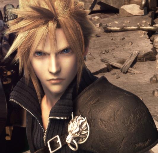 Final Fantasy VII: Advent Children/Персонажи