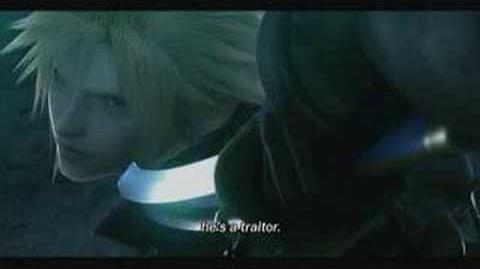Final Fantasy VII Advent Children E3 2005 Trailer