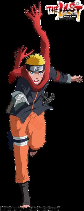 Naruto uzumaki the last movie by dennisstelly-d89k6u7.png