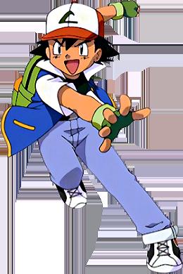 Ash Ketchum (Satoshi)