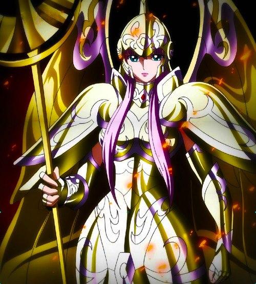 Atena (Saint Seiya Omega)