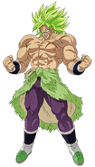 Broly 2018 official by obsolete00 dchclna-pre