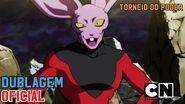 Hit é Humilhado por Dyspo após ser Desafiado Dragon Ball Super Dublado HD