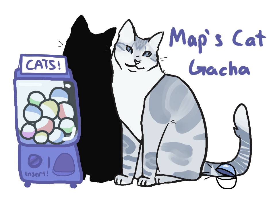 Maplefalll/Map's Cat Adoptable Gacha
