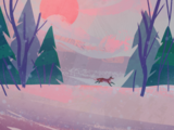 The Grassland's Sunset (pengiduck)