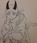 Piko (sketch 2)