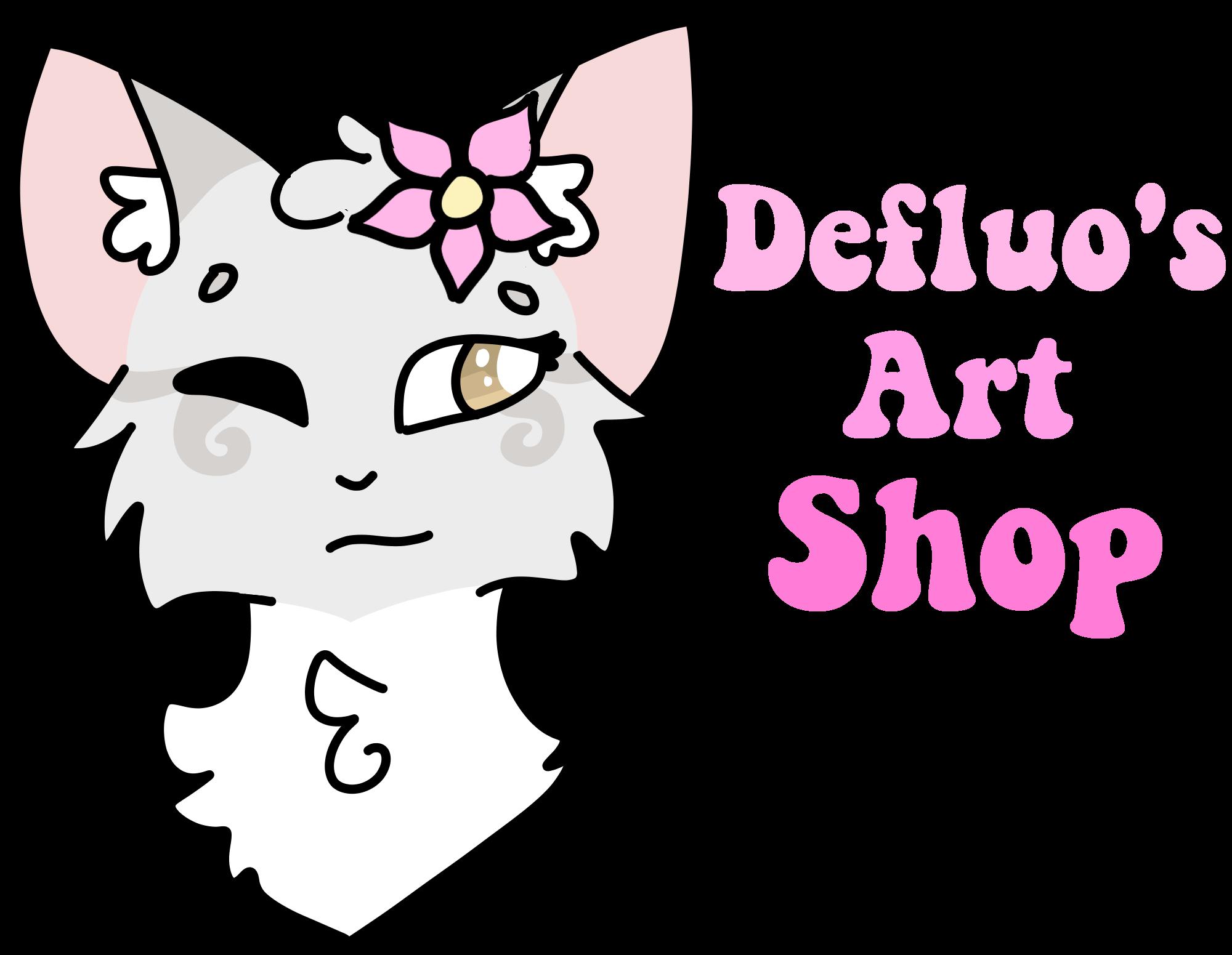Defluo/defluo's art shop
