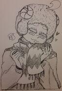 Pan 12(Wooly boy)