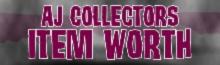 Animal Jam Collectors Item Worth Wiki