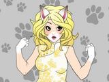 Aria the Himalayan Cat