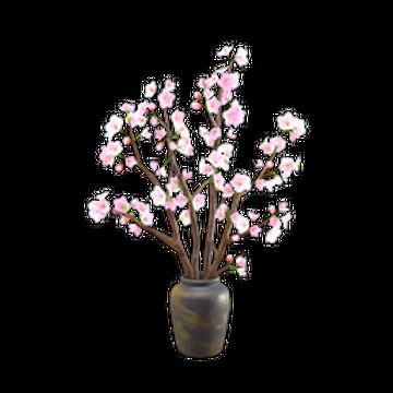 Cherry Blossom Branches Animal Crossing Wiki Fandom