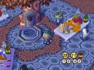 Banquete en la Fuente de los Deseos (1)