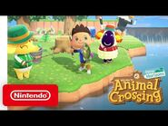Animal Crossing- New Horizons - New Friends Await! - Nintendo Switch