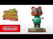 Animal Crossing- New Leaf - Welcome amiibo - Tom Nook (Nintendo 3DS)