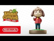 Animal Crossing- New Leaf - Welcome amiibo - Digby (Nintendo 3DS)