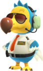 NH Character Wilbur