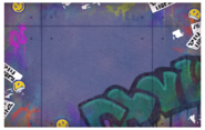 NH-Graffiti card
