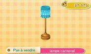 Pave lamp