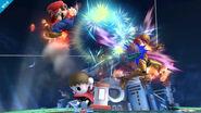 Aldeano Super Smash Bros (8)