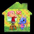 Animal Crossing - Happy Home Designer - Artwork 01