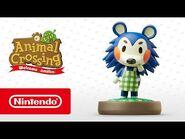 Animal Crossing- New Leaf - Welcome amiibo - Mabel (Nintendo 3DS)