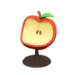 NH-Furniture-Apple chair (red apple).png