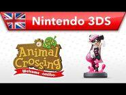 Animal Crossing- New Leaf - Welcome amiibo - Callie (Nintendo 3DS)