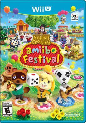 Animal Crossing amiibo Festival (Portada).jpg