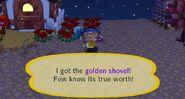 GoldenShovel