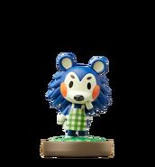 Mabel amiibo figure