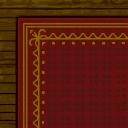 Flooring tartan rug