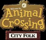 Logo Animal Crossing City Folk.png