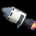 NH-Furniture-Crewed spaceship