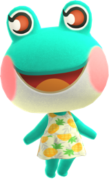 Lily (villager)